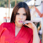 Blogger Merit González - Modelo.