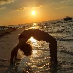 Blogger   Karel  Robles - Profesora de yoga y danza.